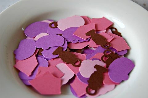 Camping Theme Birthday Party Confetti (100 pieces) - We Bring the Party - 1