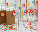 Fishing Party Garland, Little Fisherman Party Decor, Fisher Birthday Banner