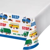 Traffic Jam Luncheon Napkins, City Cars Paper Napkins, Cars and Trucks Party Dinnerware, Dinner Napkins