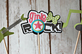 Rock n Roll Party Centerpiece-Girl - We Bring the Party - 2