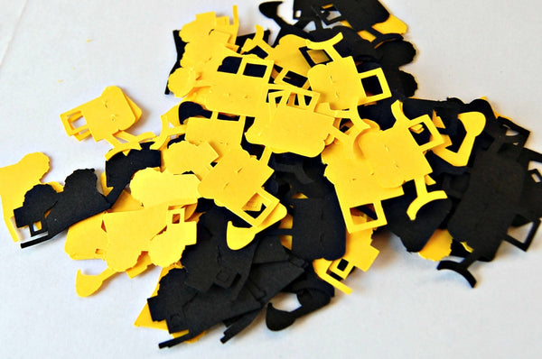 Construction Confetti (100 pieces) - We Bring the Party - 1