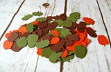 Pumpkin Confetti (100 pieces) - We Bring the Party - 1