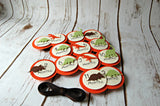 Dinosaur Silhouette Birthday Photo Banner Clips with Ribbon - We Bring the Party - 2