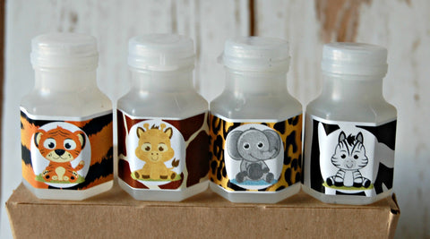 Baby Zoo Bubbles - We Bring the Party