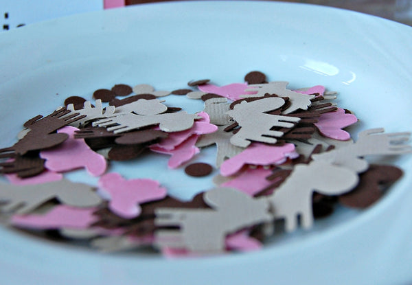 Cowgirl Birthday Party Confetti (100 pieces) - We Bring the Party - 1