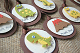 Dinosaur Themed Birthday Party Favor Tags (12) - We Bring the Party - 2