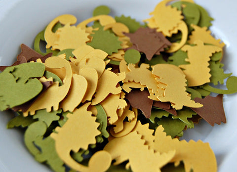 Dinosaur Birthday Party Confetti (100 pieces) - We Bring the Party - 1
