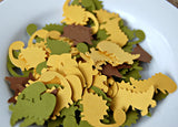 Dinosaur Birthday Party Confetti (100 pieces) - We Bring the Party - 3