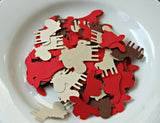 Cowboy Western Rodeo Ranch Birthday Party Confetti (100 pieces) - We Bring the Party - 1