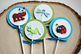 Bug Party Cupcake Toppers(set of 12) - We Bring the Party - 2