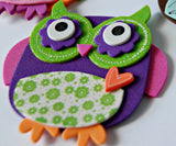 Foam Owl Craft Kit - We Bring the Party - 1