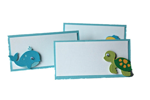 Under the Sea Party Name Tags - We Bring the Party - 1