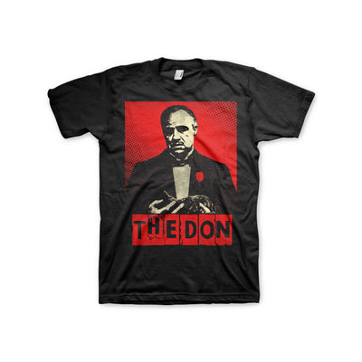 Godfather- The Don 3XL, 4XL, 5XL Mens T-Shirt (Black)