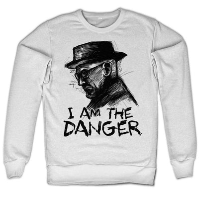 I Am The Danger Sweatshirt