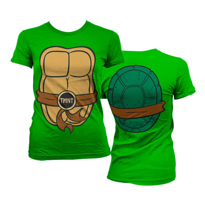 TMNT Costume Womens T-Shirt