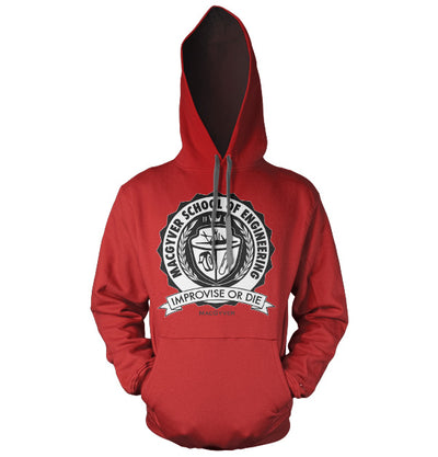 Macgyver School of Engineering Hoodie
