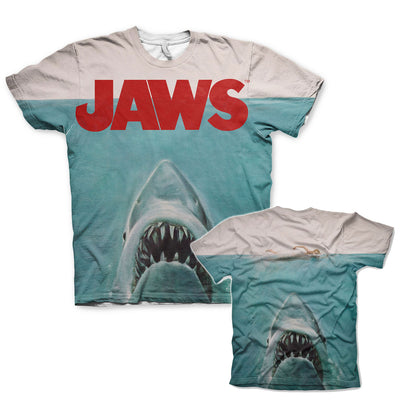 JAWS Allover Printed T-Shirt
