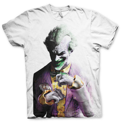 The Joker- Arkham Allover T-Shirt