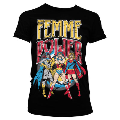 Femme Power Womens T-Shirt