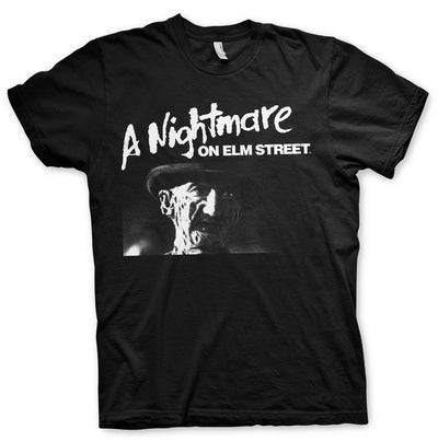 A Nightmare On Elm Street Mens T-Shirt (Black)