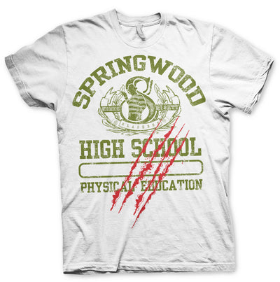 Springwood High School Mens T-Shirt