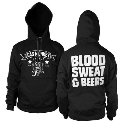 GMG- Blood Sweat & Beers Hoodie
