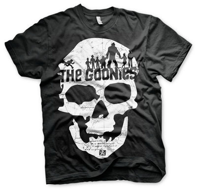 The Goonies Skull Mens T-Shirt