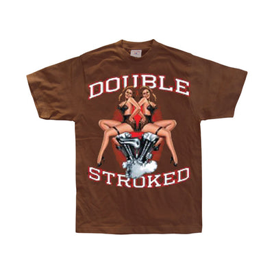 Hot Rod & Bikers Double Stroked T-Shirt