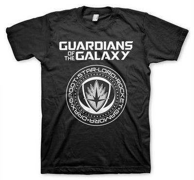 Guardians of The Galaxy Shield Mens T-Shirt