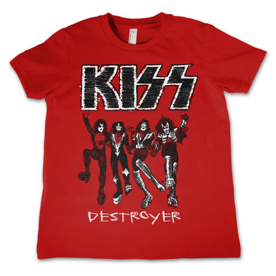 KISS Destroyer Unisex Kids T-Shirt
