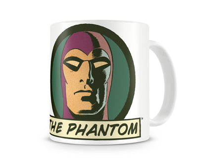 The Phantom Face Coffee Mug