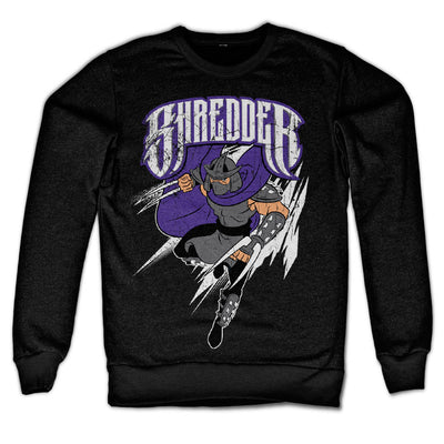 The Shredder Sweatshirt (Black)