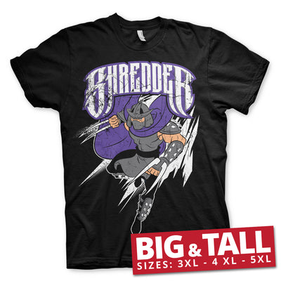 The Shredder 3XL,4XL,5XL Mens T-Shirt