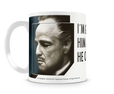 I´m Gonna Make Him An Offer Coffee Mug