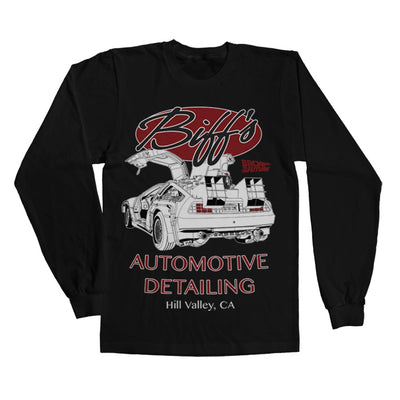 Biff's Automotive Detailing Long Sleeve T-Shirt