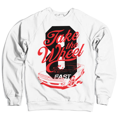 Fast 8- Take The Wheel Sweatshirt