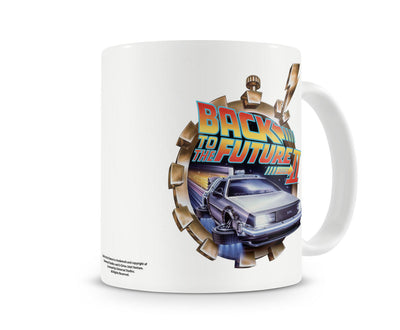 Back To The Future Part II Coffee Mug