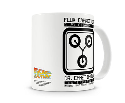 Flux Capacitor Coffee Mug
