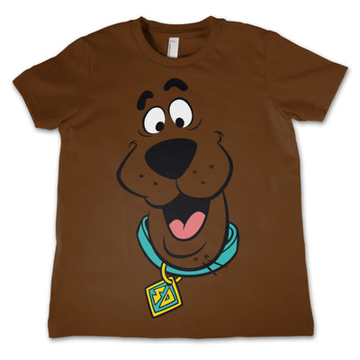 Scooby Doo Face Unisex Kids T-Shirt