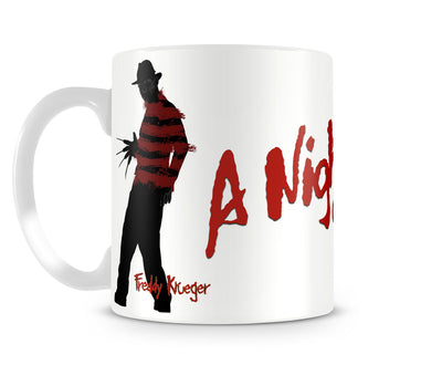 A Nightmare On Elm Street Coffee Mug