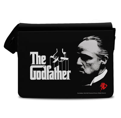 The Godfather- Don Corleone Messenger Bag