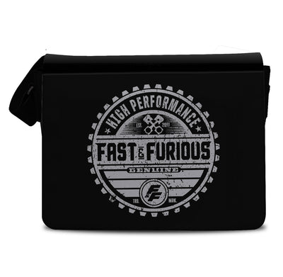 Fast & Furious Genuine Brand Messenger Bag