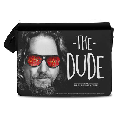 The Dude Messenger Bag