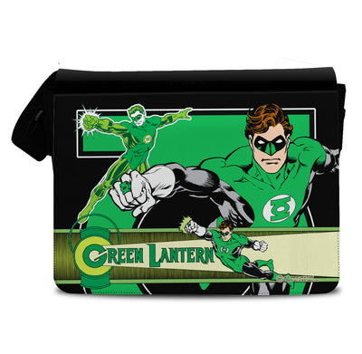 Green Lantern Messenger Bag