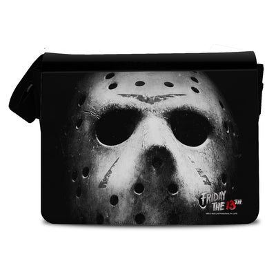Friday The 13th Messenger Bag