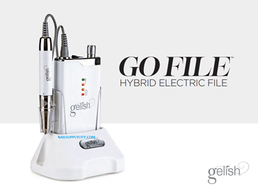 GELISH GO FILE HYBRID ELECTRIC FILE