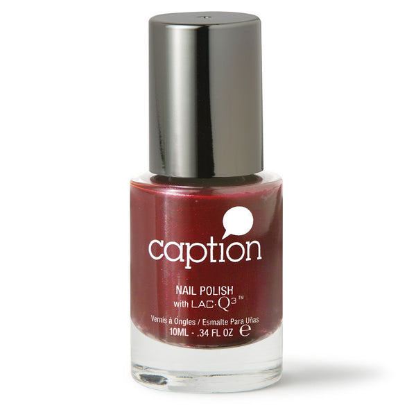 Young Nails - CAPTION POLISH HERE'S THE DEAL
