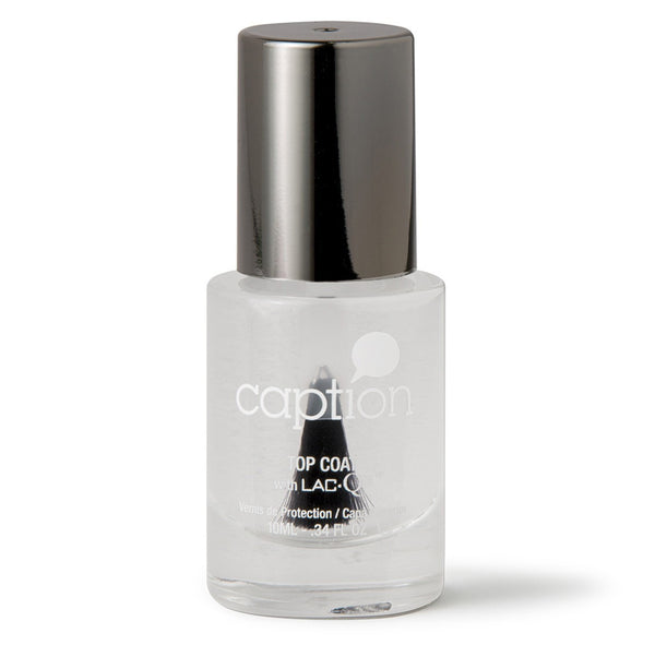 Young Nails - CAPTION POLISH - TOP COAT