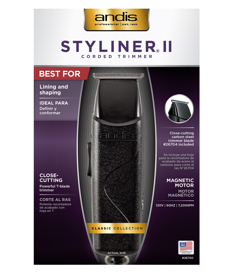 Andis - Styliner® II T-Blade Trimmer