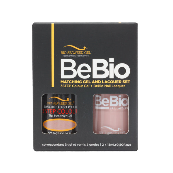BEBIO MATCHING - 27 ROSE GOLD